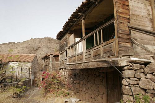 La vivienda tradicional gran canaria gevic gran - Casas de madera en gran canaria ...