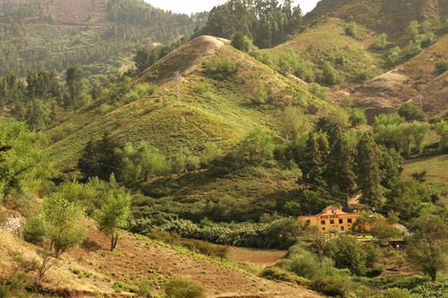 Resultado de imagen de turismo rural canarias