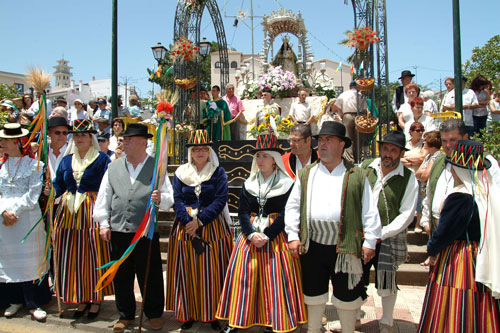 Romerías Canarias, Fiestas Populares - Paradise Court Aparthotel