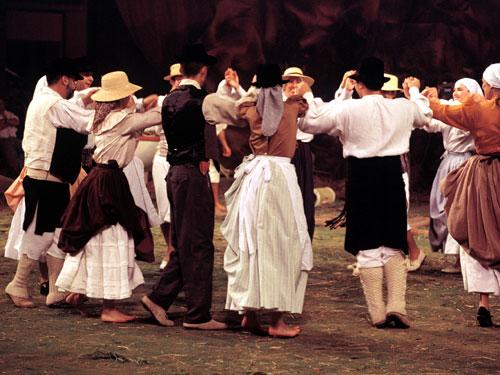 Folklore Y Principales Fiestas Municipios Tenerife